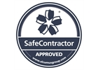 Prestige are Safe Contractor Approved