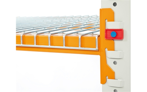 Pallet Racking Safety Solutions - Beam Locks