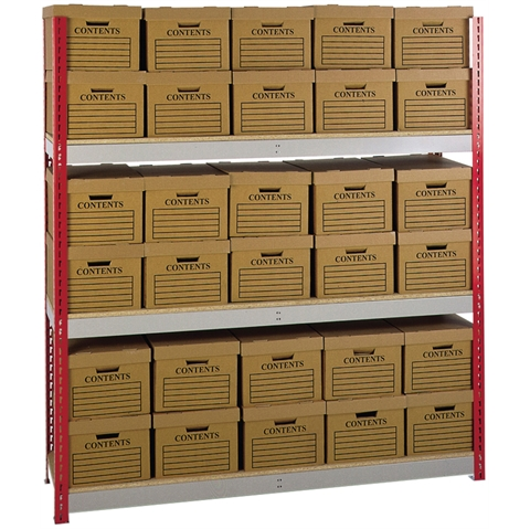Document Shelving