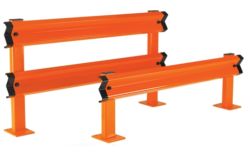 Link 51 Rack Protection - Extension Barrier Kits