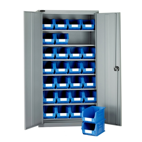 Standard Cupboards with Linbins