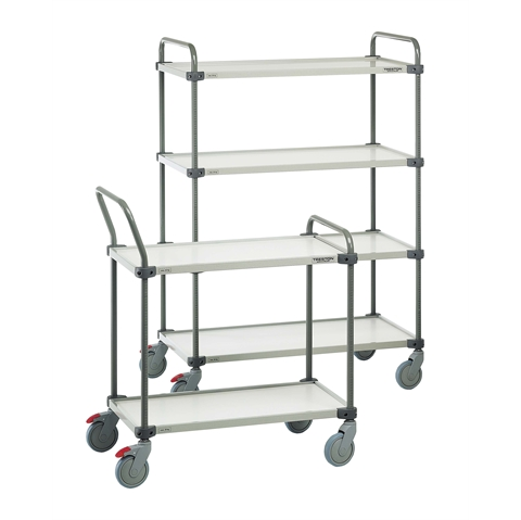 Adjustable Platform Trolleys