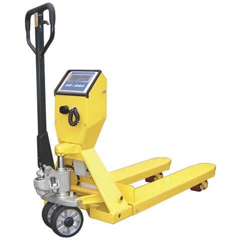 Weighing Pallet Trucks