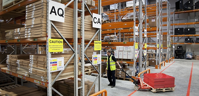 Warehouse & Premises